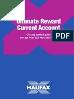 Ultimate Reward Current Account Guide