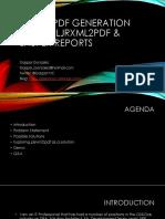 20160518_PDF Generation Using PLJRXML2PDF and Jasper