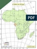 Gabon Afrique