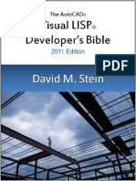 The Visual LISP Developers Bible 2011 Edition