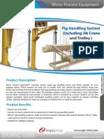 Pig Handling System