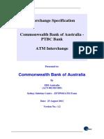 CBA - PTBC ATM Interchange v1.2