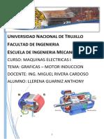 Informe Curvas Motores de Induccion