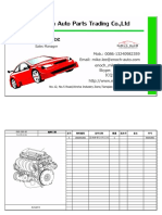 Geely EC7 Catalogue