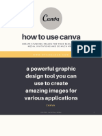 HOW TO USE CANVA - Ryan Elnar - Your Tech Savvy Marketer