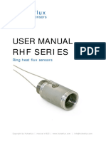 Ring Heat Flux Sensor