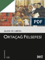 Alain de Libera. Ortaçağ Felsefesi