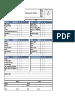 LI.sso.CHL.gen.03.D-0, Lista de Chequeo de Accesorios de Levante