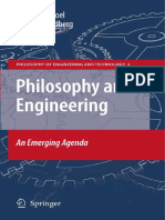 Ibo Poel, David Goldberg - Philosophy and Engineering