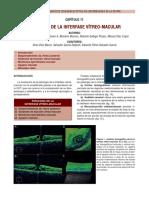 Patología de La Interfase Vítreo-macular