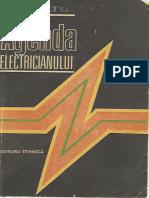 Agenda Electricianului 1986 (Editia IV - E. Pietrareanu)_text