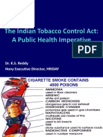Indian Tobacco Control Act