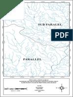 Peta Interpretasi Pola Pengalirani