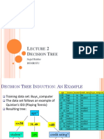 2. Decision Tree