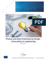 Privacy and Data Protection by Design