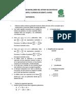 Examen a Titulo de Suficiencia-1-Un Tanto