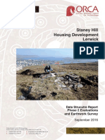 North Staneyhill Masterplan Archeology Report