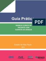 Guia Pratico Manejo Clinico de Paciente Com Suspeita de Dengue - Formato a4