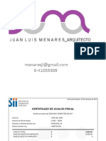 Regularizaciones v Region