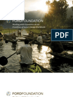 Ford Foundation 2008 Annual Report