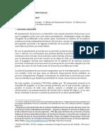 JOHAN CAMARGO ACOSTA - El Saneamiento Procesal