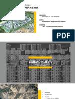 Diseño de una Ciudad