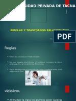 Bipolarida y Trastornos Relacionados