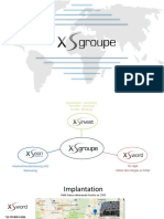 Plaquette XS Groupe - 2017