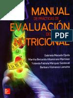 Manual de Prácticas de Evaluación Del Estado Nutricional - Gabriela Macedo Ojeda