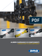 Card an Shafts Components