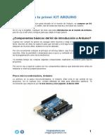04 - Guía Kit Arduino