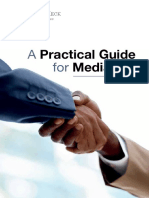 A Practical Guide for Mediators