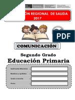2° PRUEBA COMUNICACIÓN