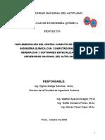 Implentación de Equipos de Enseñanza2009-1