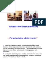 Diapositivas Administración de Empresas