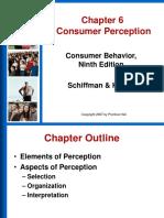Consumer Perception