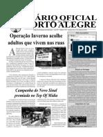 Decreto 16.708-2010_Aprovação de Projetos