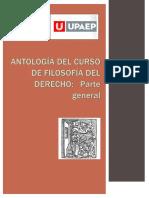 Antología de Filosofía Del Derecho Upaep 2013 Ultima Versión