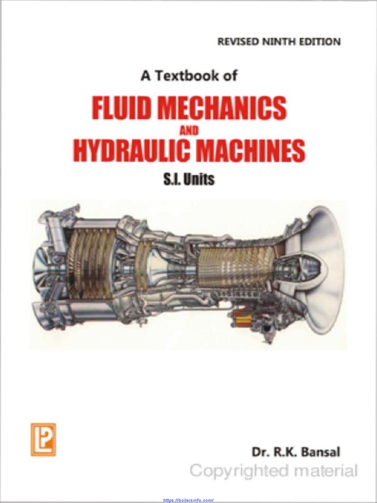 A textbook of fluid mechanics and hydraulic machines dr r k a textbook of fluid mechanics and hydraulic machines dr r k bansalpdf fluid dynamics drag physics fandeluxe Image collections