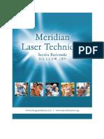 Meridian Laser Technique Manual.en.Es