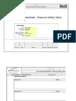 00000-JDS-014 (Pressure Safety Valve) Rev 0