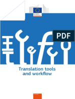 Tools and Translation Workflow DGT 2016