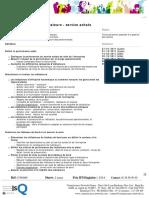 Formation Tableau de Bord Et Indicateurs Service Achats