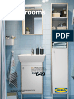 IKEA Brochure Bathroom 2016 En