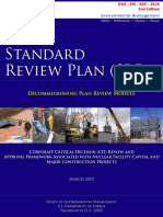 Decommissioning Plan