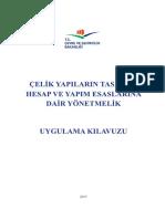 1C_Çelik Yapıların Tasarım Hesap ve Yapım Esaslarına Dair Yönetmelik Hakkında Uygulama Kılavuzu.pdf