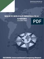 Societe Des Eaux Minerales Al Karama
