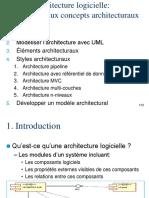 Architecture Logicielle_cours_copié