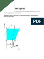 Useful Superheat (Bitzer Compressor)