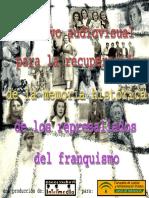 Archivo Audiovisual Para La Recuperación de La Memoria Histórica de Los Represaliados...